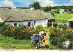 Geoghegan's cottage, Glengowla