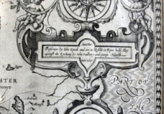 Speed's map of Connaught 1610