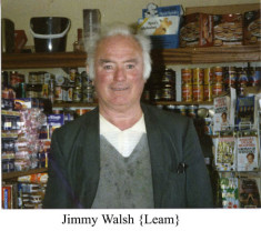 Jimmy Walsh, leam