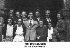 Drama Society c.1950