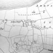 Map c.1800. Detail, Ardnasillagh