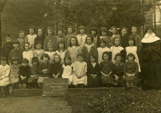 School Photograph c.1900