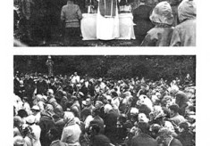 Oughterard Newsletter. Mass on Inchagoill 1960