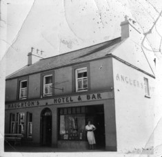 Angler's Hotel, Main Street, Oughterard