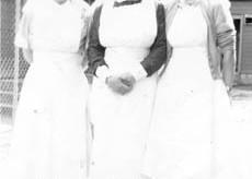 """Nora McDonagh, Billamore,  J.O""""Shaughnessy, Camp Street and P.O'Shaughnessy, Camp Street"""