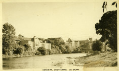 Bridge and Convent from the river