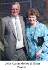John Austin and Pauline Molloy