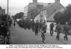 Easter Rising commemoration parade