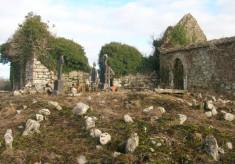 Killanin Church Graveyard