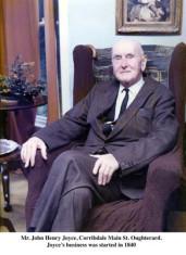 John Henry Joyce, Corribdale, Main Street, Oughterard