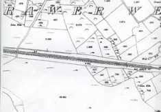 Map 1898. Detail, Canrawer