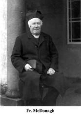 Fr. McDonagh P.P. Oughterard