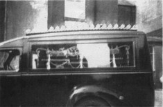 Hearse in Oughterard
