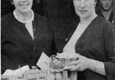 Mary Kyne and Helen McQuinn