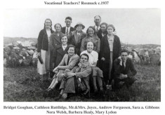 Vocational Teachers c.1930