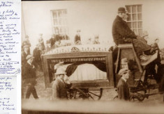 Funeral Cortege Of Seamus O'Maille