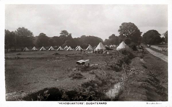 Army Encampment, Pier Road