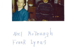 Noel McDonagh and Frank Lyons