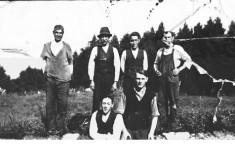 Group Photograph, Ardnasillagh/Parrishtown