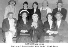 Drama Society c.1965