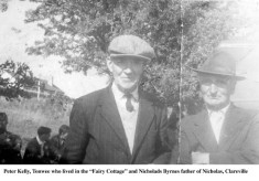 Peter Kelly, Tonwee and Nicholas Byrne, Clareville