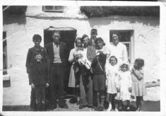 O'Malley family, Clareville, Oughterard