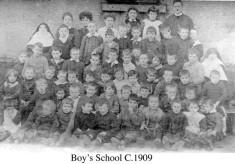 Boy's School c.1909