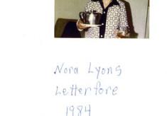 Nora Lyons