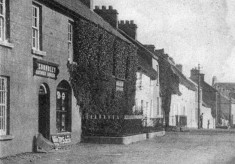 Oughterard, looking towards the Lake Hotel