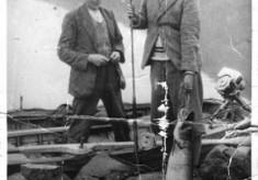 Fishing on Lough Corrib, Oughterard