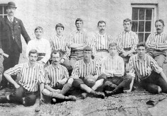 Oughterard Soccer Team 1894/95