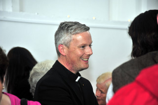 Fr. Alan Burke | Tom Broderick