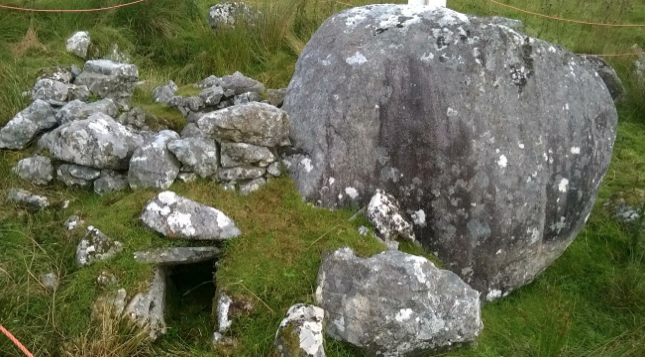 Hidden Use for Kilns in the Connemara landscape by Deirdre McCarthy
