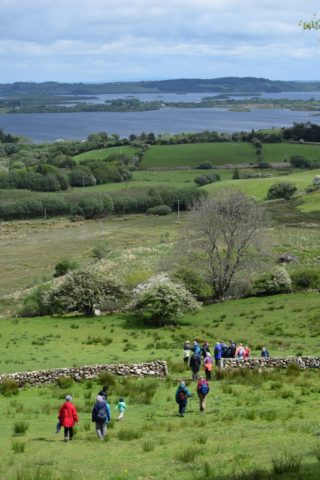 SPRING: above Lough Corrib in Glann | Thomas Cusack