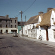 Oughterard in COLOUR in 1961