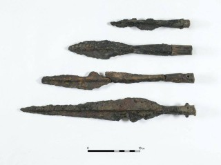 Iron Age Spears | Capt. Trevor Northage