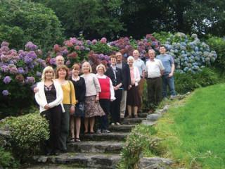 A Connemara family reunion