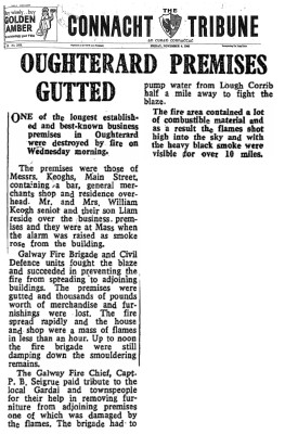 Connacht Tribune, Friday November 4. 1966