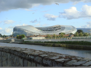 Oughterard Connections to Aviva Stadium