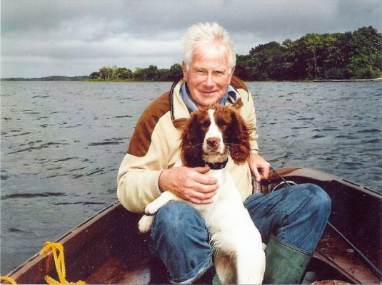 Farewell to Canon Sean Manning