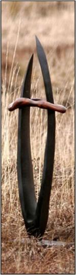 Irish Bog Oak