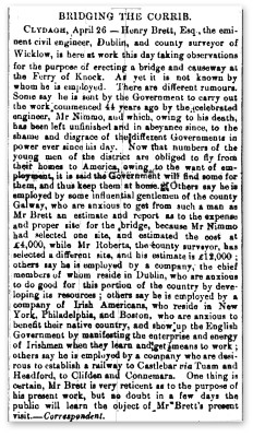 Galway Express May 8. 1869