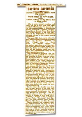 Connacht Tribune 1922