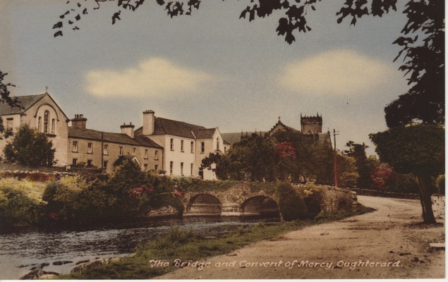 The Bridge and Convent, Oughterard