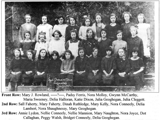 Convent of Mercy 17th November 1924