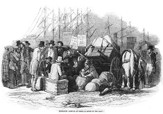 Escape from Hunger: The Trials and Tribulations of the Irish State-Aided Emigrants in North America in the 1880s