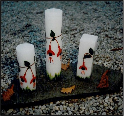 Connemara Candles