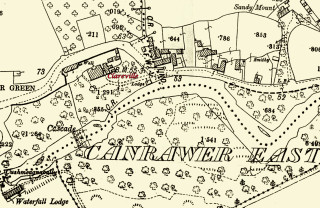 Map of 1898