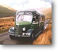 The Connemara Bus