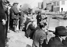 Fishing Competition at Oughterard Bridge